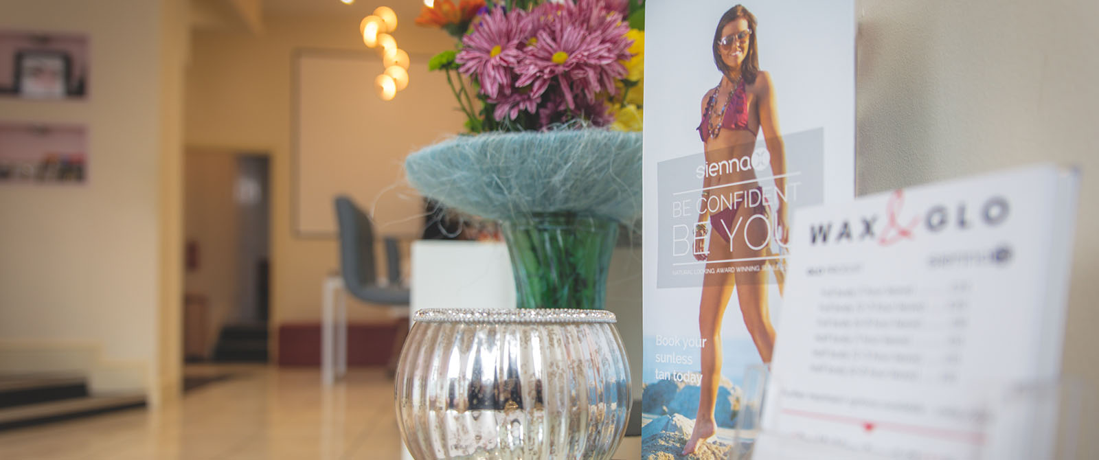 Spray tanning Penarth - your Sienna X specialists near Cardiff